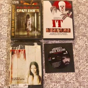 Other - Horror/Thriller DVD Bundle 💽